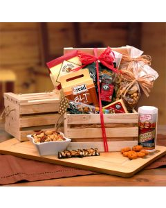 The Snacker Gift Basket