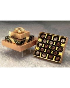 Truffle Towers Gift Pack 28 Pc Gift Basket