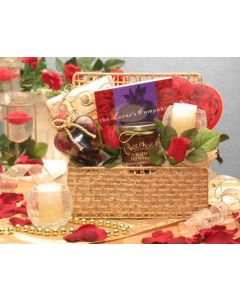 Grand Romantic Experience - Valentine's Day Gift Baskets by Gift Baskets Plus