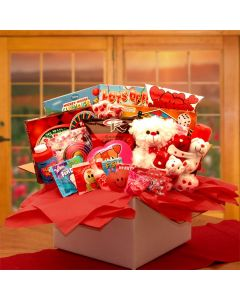 My Sweet Little Angel - Valentine's Day Gift Baskets by Gift Baskets Plus