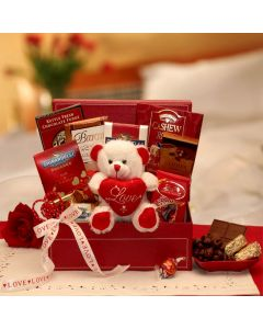 Be Mine - Valentine's Day Gift Baskets by Gift Baskets Plus