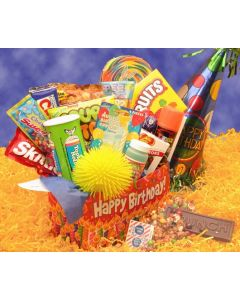 Deluxe Happy Birthday Care Package Gift Basket