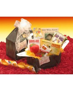 Touch of Sunshine Get Well Care Package Gift Basket