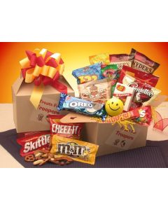 Troopers Retreat Care Package Deluxe Gift Basket