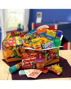 Kids Just Wanna Have Fun Care Package Gift Basket