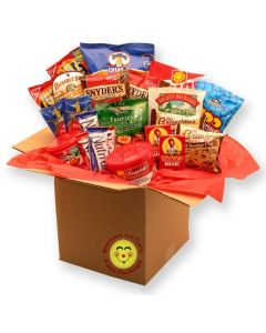 Healthy Choices Deluxe Care package Gift Basket