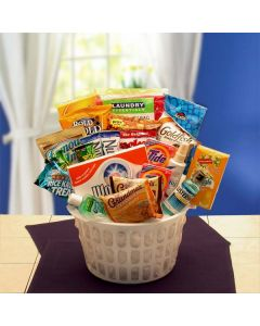 Away From Home 101 Care Pack Gift Basket