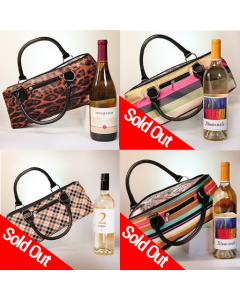 Classy Girl Insulated Wine Purse